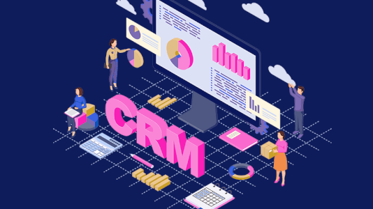 CRM in DirectLync