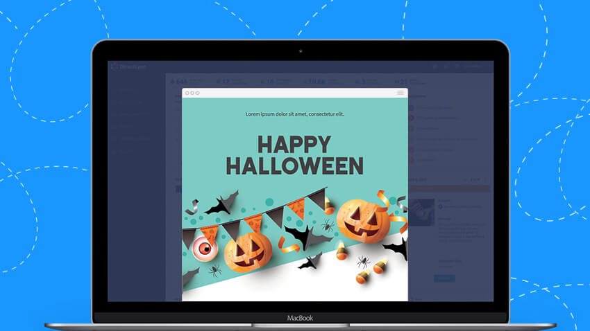 Fall email templates