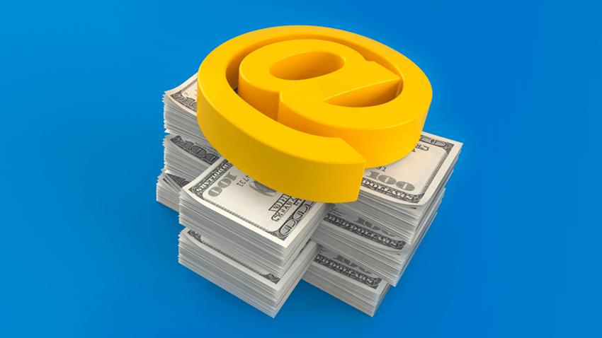 Email Money Blog Image